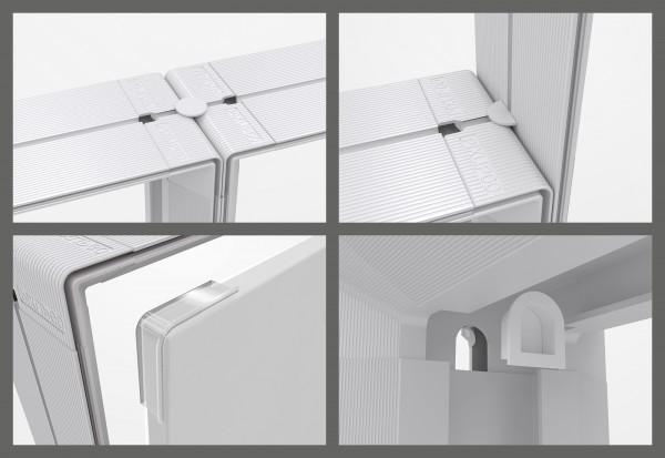 PIXLIP GO Verbinder-Set